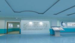 齐鲁医药学院展示设计