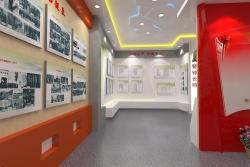 武城地税党建廉政教育展室